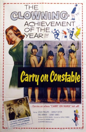 Carry on, Constable Poster