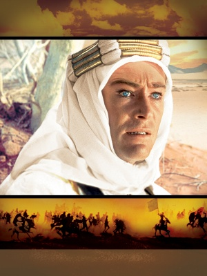 Lawrence of Arabia Key art