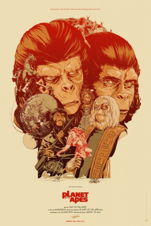 Planet of the Apes 533x800