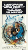 Diamonds Are Forever Poster