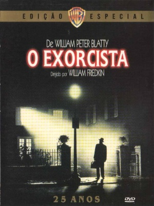 The Exorcist Dvd cover