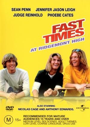 Fast Times at Ridgemont High 1530x2175