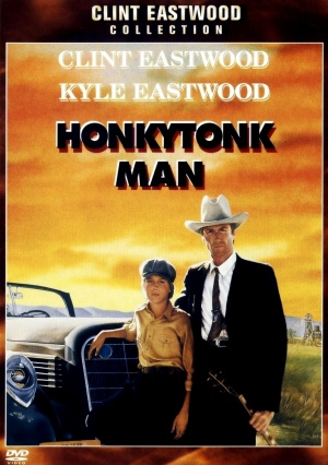 Honkytonk Man Dvd cover