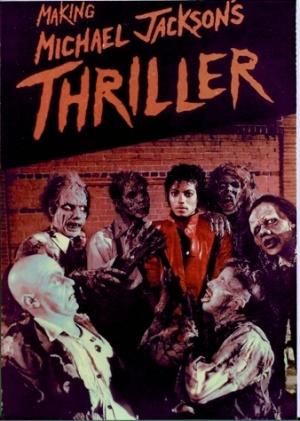Michael Jackson: Thriller 338x474