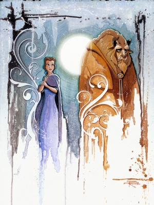 Beauty and the Beast 750x1000