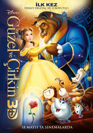 Beauty and the Beast 2007x2859