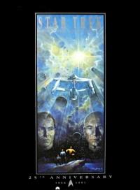 Star Trek 25th Anniversary Special poster