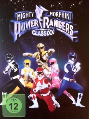 Mighty Morphin Power Rangers 1936x2592