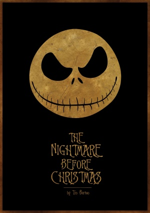 The Nightmare Before Christmas 2480x3507