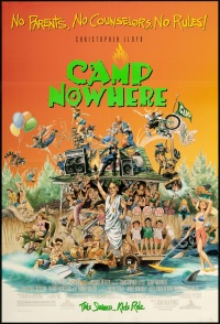 Camp Nowhere poster