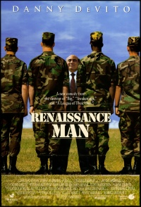 Renaissance Man poster
