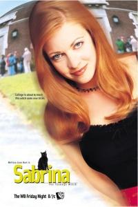 Sabrina - total verhext poster