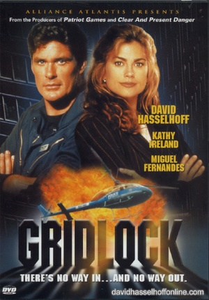 Gridlock Dvd cover