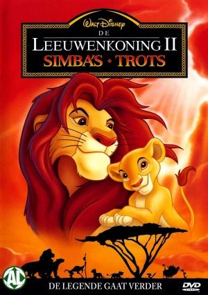 Der König der Löwen 2: Simbas Königreich 1530x2175