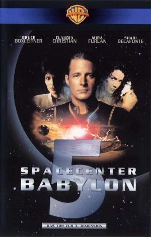 Spacecenter Babylon 5 - Das Tor zur 3. Dimension 714x1122