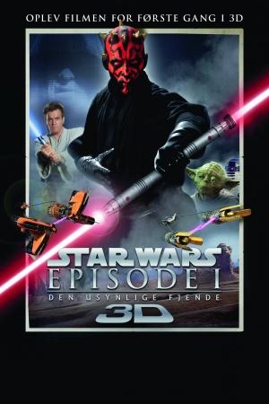Star Wars: Episodio I - La amenaza fantasma 3333x5000