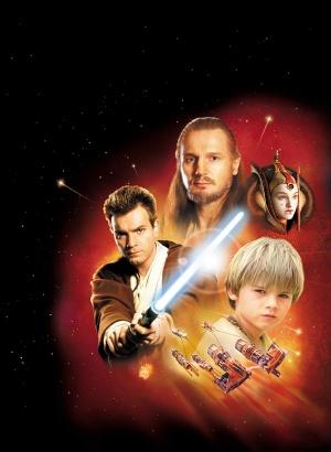Star Wars: Episodio I - La amenaza fantasma 2000x2731