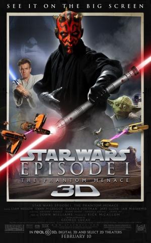 Star Wars: Episodio I - La amenaza fantasma 3119x5000