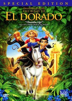 The Road to El Dorado 570x800