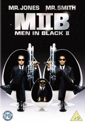 Men in Black II 345x500