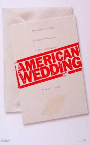American Wedding 485x781