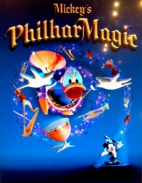 Mickey's PhilharMagic poster