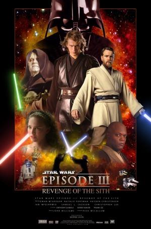 Star Wars: Episodio III - La venganza de los Sith 2000x3040