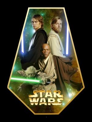 Star Wars: Episodio III - La venganza de los Sith 1875x2475