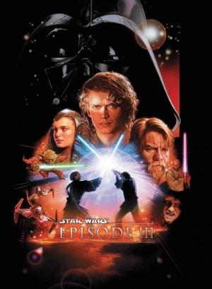 Star Wars: Episodio III - La venganza de los Sith 3342x4554