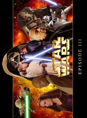 Star Wars: Episodio III - La venganza de los Sith 1400x1896