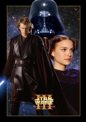 Star Wars: Episodio III - La venganza de los Sith 1200x1700