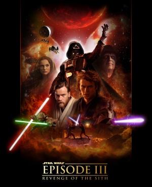 Star Wars: Episodio III - La venganza de los Sith 2080x2560