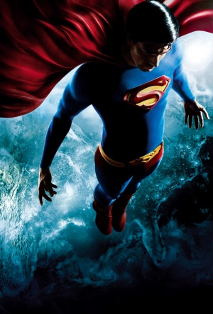 Superman Returns Key art