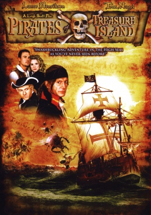 Pirates of Treasure Island Dvd cover