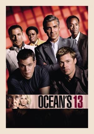 Ocean's Thirteen 2461x3500