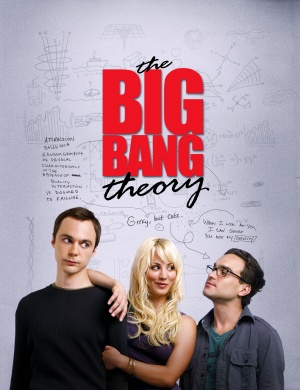 The Big Bang Theory 3000x3900
