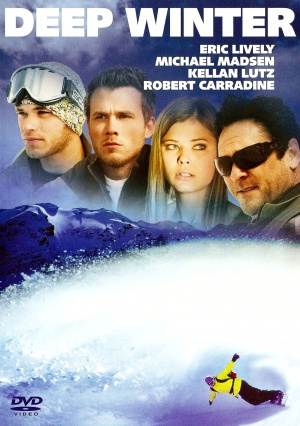 Deep Winter Dvd cover