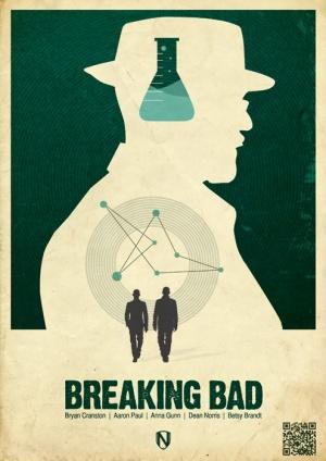 Breaking Bad 495x700