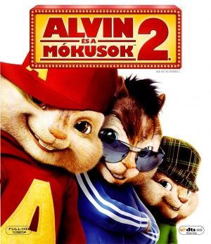Alvin and the Chipmunks: The Squeakquel 1508x1751