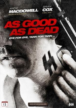 As Good as Dead 1529x2161