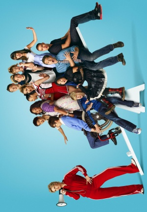 Glee 2077x3000