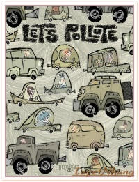Let's Pollute poster