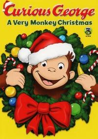Coco, der neugierige Affe - Feiert Weihnachten poster