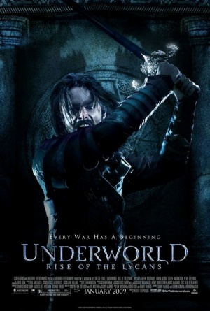 Underworld: Rise of the Lycans 600x891