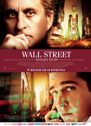 Wall Street: Money Never Sleeps 3615x5000
