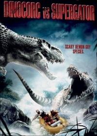 Dinocroc vs. Supergator poster