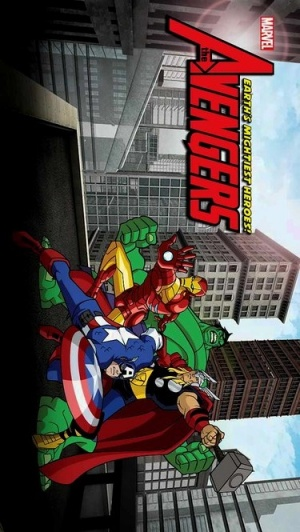 The Avengers: Earth's Mightiest Heroes 375x665