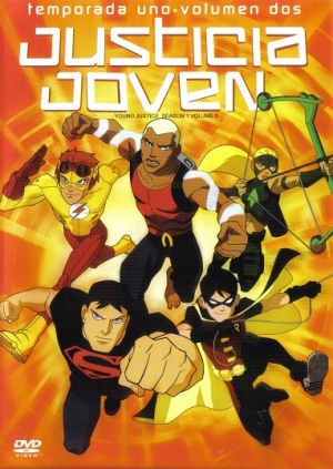 Young Justice 382x538