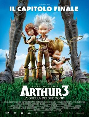 Arthur und die Minimoys 3 - Die große Entscheidung 600x792