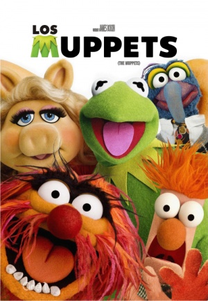 The Muppets 500x723
